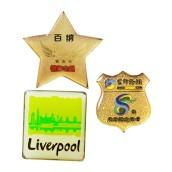 Custom Metal Badge