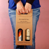 Eco-Friendly Wine Bag