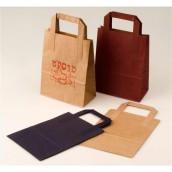 Environmental Kraft Paper Bags