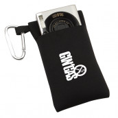 Mobile Pouch with Carabiner