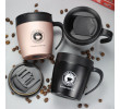330ML Stainless Steel Mug with Handle, Advertising Bottle | Cup, business gifts