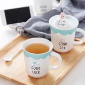 Mobile Phone Holder Ceramic Cup