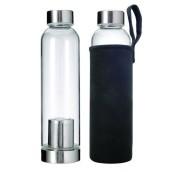 Transparent Tea Bottle