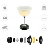 Glasses Light Bluetooth Speaker