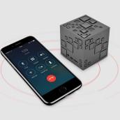 Bluetooth Speaker Cube