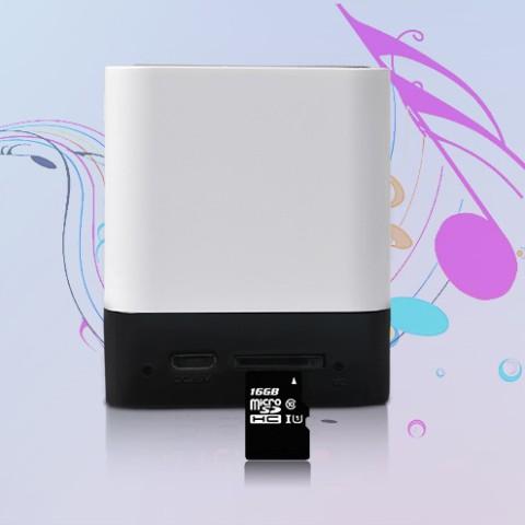 Alarm Clock Bluetooth Speaker, Speaker, business gifts