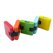 Foldable Square USB Hub