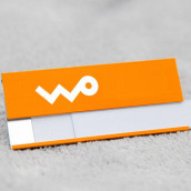 Business Card Badge