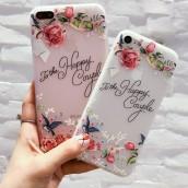Embossed Painted Phone Case