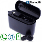 Portable Earphone with Portable Charging (2200mAh)