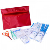 Zipper Pouch First Aid Kit