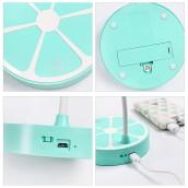 Fruit Design LED Table Lamp