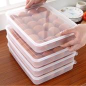 Dispenser Covered Egg Holder