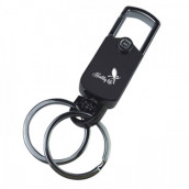 Double Key Rings With Bottle Opener