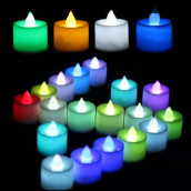 7 Color Candle