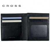 Cross - Leather Bi-Fold ID Wallet