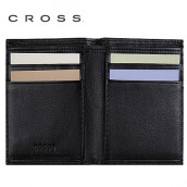 Cross - Leather Slim Bi-Fold Wallet