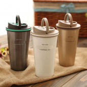 Portable Stainless Steel Tumbler