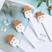 Snowman Pen