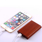 Wooden Power Bank