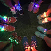 Luminous Shoelace