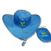 Nylon Foldable Cowboy Hat