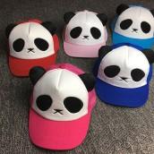 Panda Mesh Baseball Cap