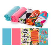 70x140 Quick Drying Beach Towel