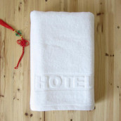 Custom Hotel Towel