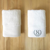 Embroidery Thick Towel
