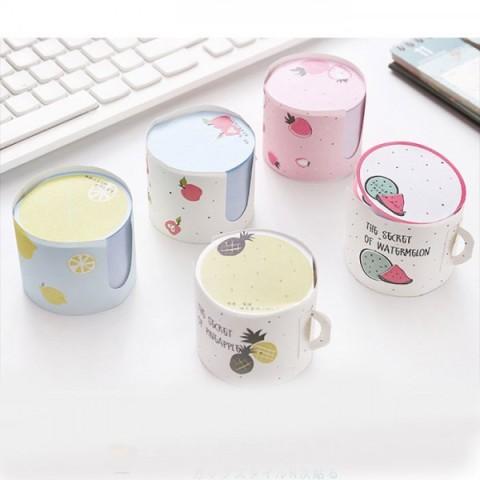 Mug-shape Sticky, Sticky Notes, business gifts