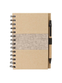 Imprinted Notebook (226)