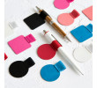 Self-adhesive PU Pen Holde, Others Stationery, business gifts