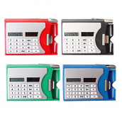 Calculator With Card Holder