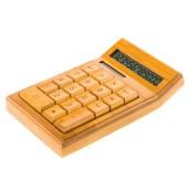 Environmental Solar-Powered Calculator