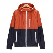 Assorted Color Windbreak Fit Jackets