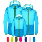 Ultrathin Breathable Windbreaker Coat