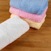 Colored Cotton Towels