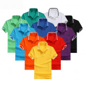 Custom Logo Polo Tee Shirts