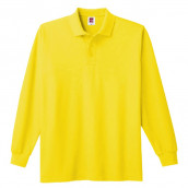 Long Sleeve Polo Shirt - Men's