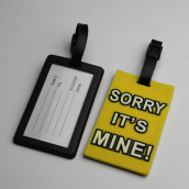 Soft Luggage Tag