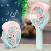 Foldable Handheld USB Humidifier Fan
