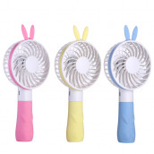 Portable USB Mini Handheld Fan (Rabbit)