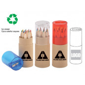 Eco-Friendly Colour Pensil Set