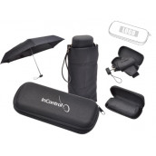 19'' Portable 5 Folding Umbrella with Gift Box