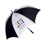 Double Color Advertising Umbrella