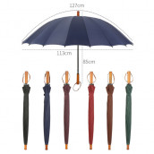24K Straight Umbrella