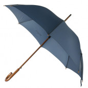 Wooden Handle Advertising Umbrella