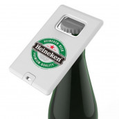 Card USB Flash Drive with Bottle Opener